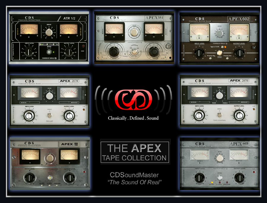 Reel Too Real The Essential Analog Tape Collection