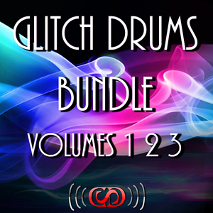 Glitch Drums Sample Library