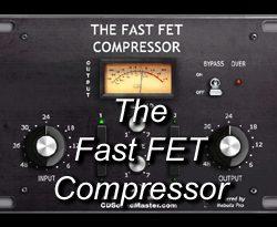 Fast FET Compressor VST