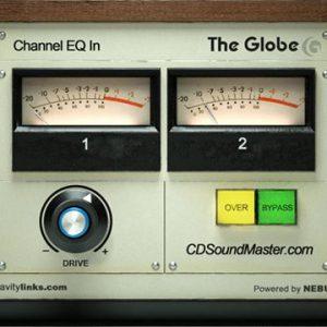 Globe Console VST Plug-In