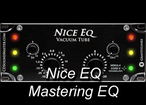 NICE EQ Audio Plug-In