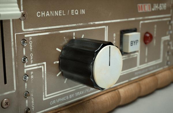 Classic Console - MCI JH 536 Console Audio
